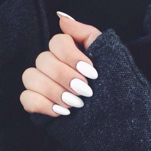 This Is How To Wear Matte Nail Polish