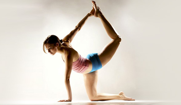 Tiger Pose Stretches And Warms The Spine Back Muscles As Well Stimulating Reproductive Nervous System