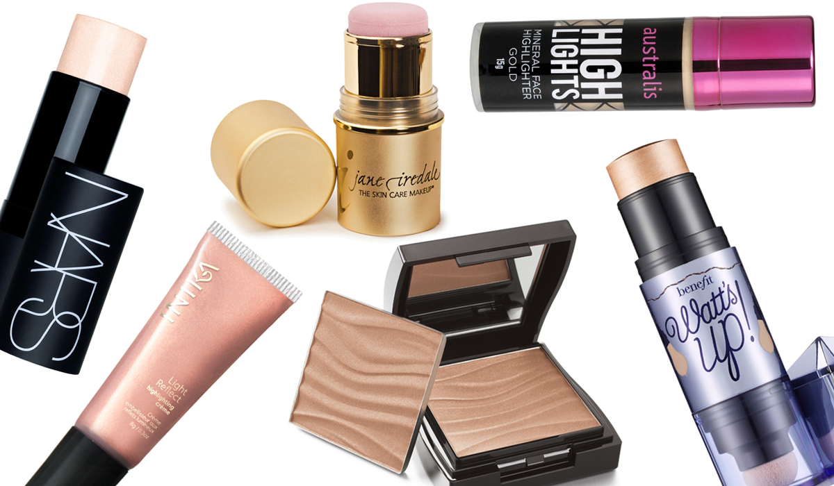 highlighters for strobing
