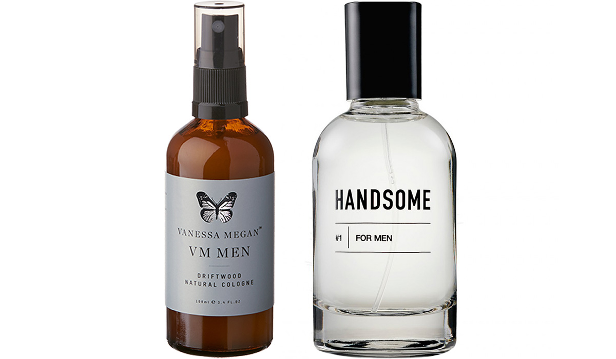Vanessa Megan Driftwood Natural Cologne HANDSOME #1 Fragrance