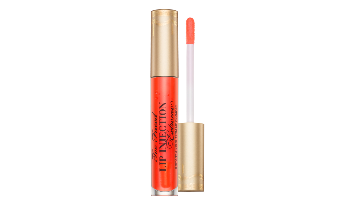 Too Faced Lip Injection Extreme Lip Plumper in Tangerine Dream