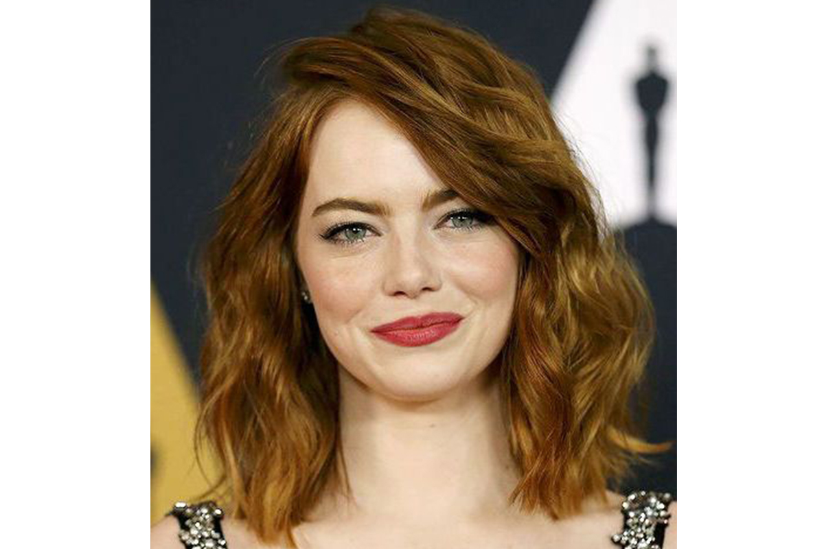 672ea56e0a The Most Flattering Haircut For Every Face Shape and Hair Type