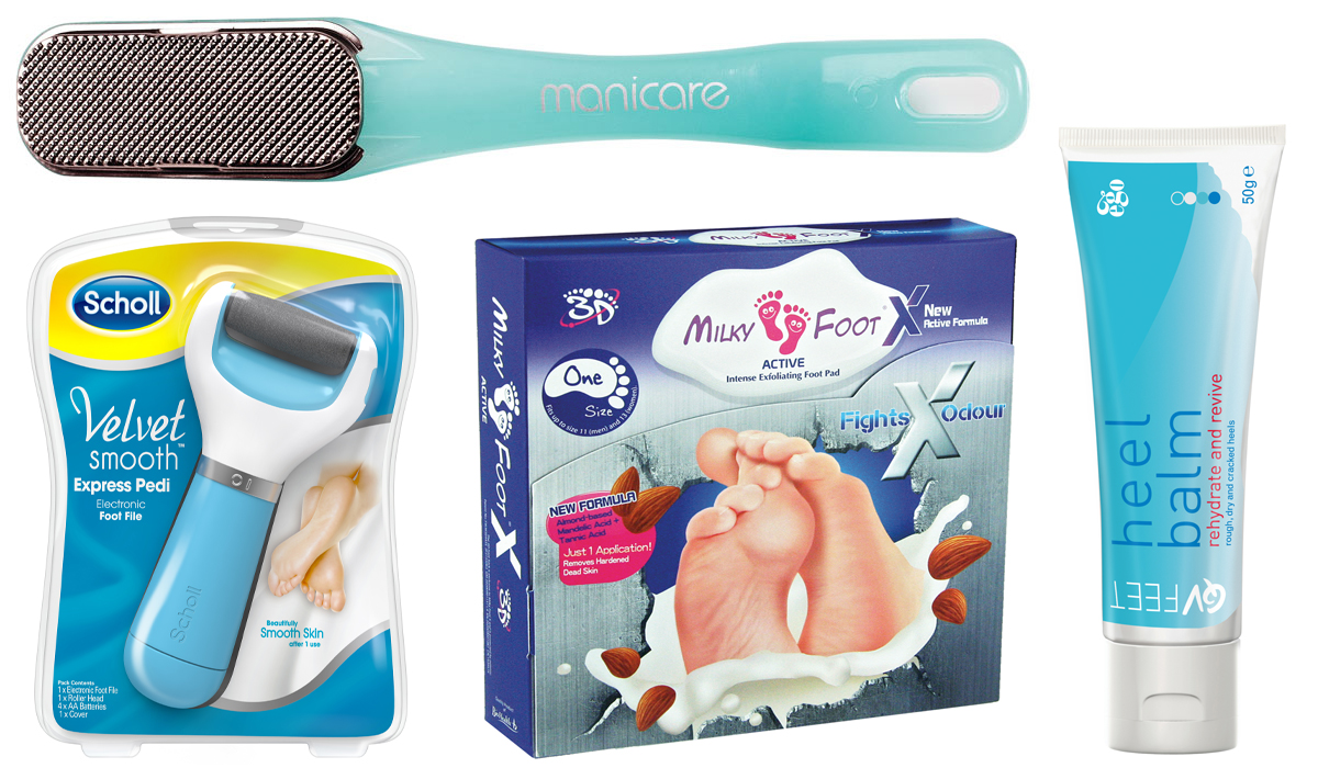 feet products
