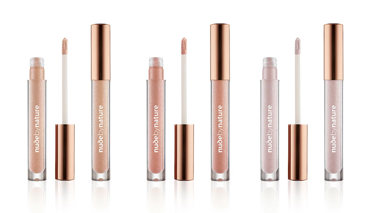 nude by nature liquid highlighters