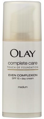 Olay Olay Complete Touch Of Foundation Spf 15 Reviews Beautyheaven