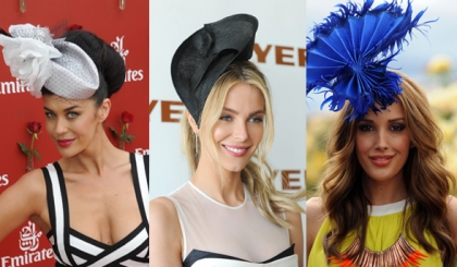 3 fascinator friendly hairstyles 9218ac0bb48