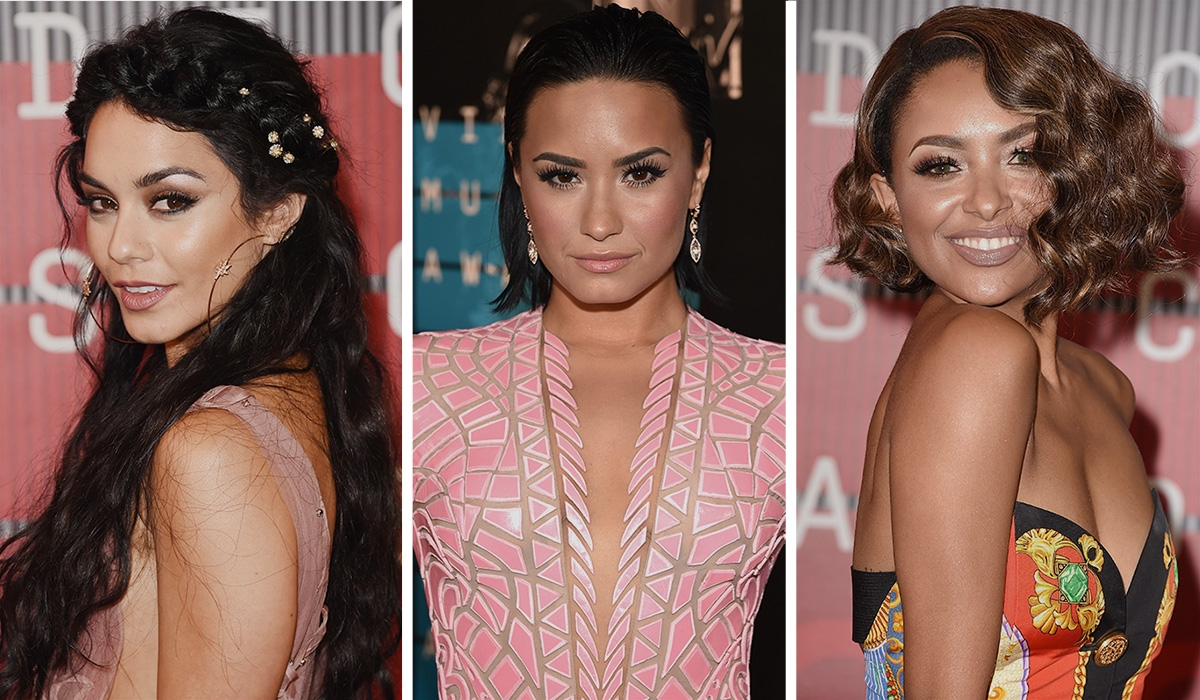 Vmas Beauty Looks 2015 Beautyheaven Klara Hylaronic Lip Mask The Have Been And Gone Sad Face But Were Still Basking In Afterglow Of Best From Red Carpet Big Hair Bold Eye Make Up