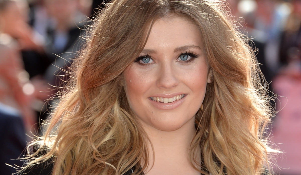 394d95da177b8 British singer and songwriter Ella Henderson has recently been announced as  the new face (or