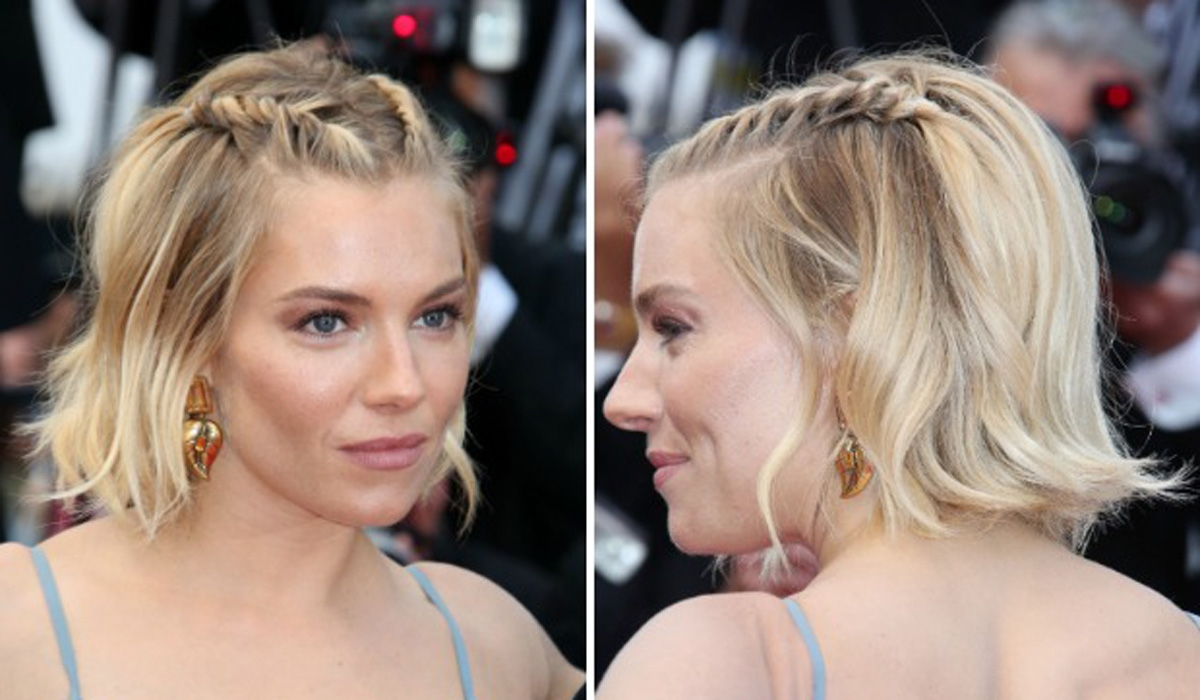 Braided Hairstyles For Short Hair Beautyheaven