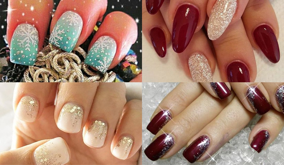 Best Nail Art Design: 17 Of The Best Nail Art Ideas For Christmas