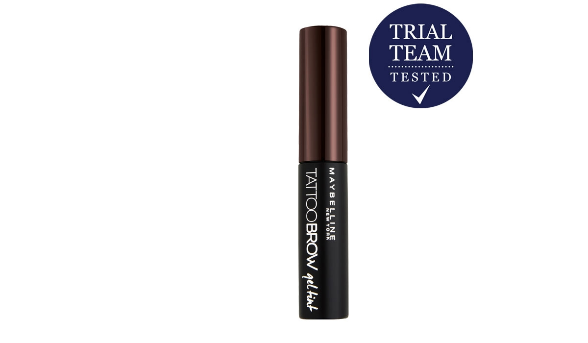Maybelline New York Tattoo Brow 3 Day Peel Off Gel Tint Trial Reviews