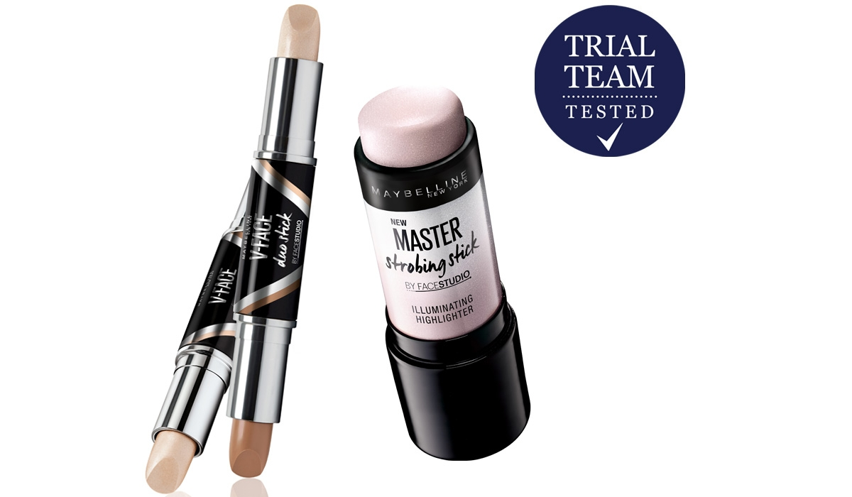 Maybelline Face Artistry Trial Reviews V Duo Powder Contouring Team