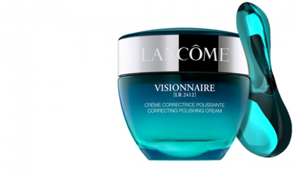 Lancome visionnaire correcting polishing cream review