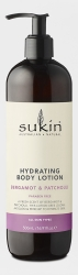 Sukin Patchouli and Bergamot Body Lotion