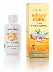 Wild Ferns Honey Babe Massage Oil